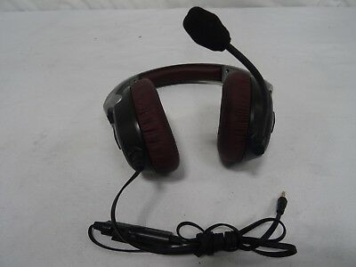 Monster Fatal1ty FXM 200 Gaming Headset