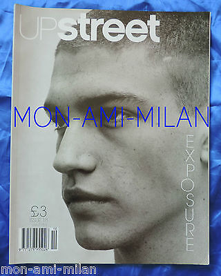 UPSTREET 18 Rare UK Magazine 2006 JAMES CHUTER Gay Interest MALE FASHION MODELS