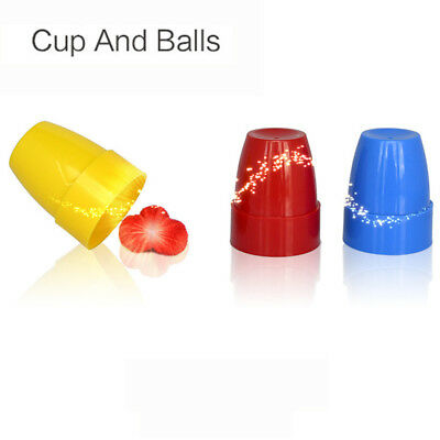 Complete Course In Cups And Balls Magic - Includes Cups And Balls