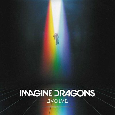 DELUXE EDITION - Evolve by Imagine Dragons (CD 2017) 14 Tracks*** NOW SHIPPING !