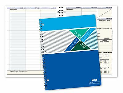 "Student Academic Organizer - 8.5"" x 11"" (AOTAP-Dated)"