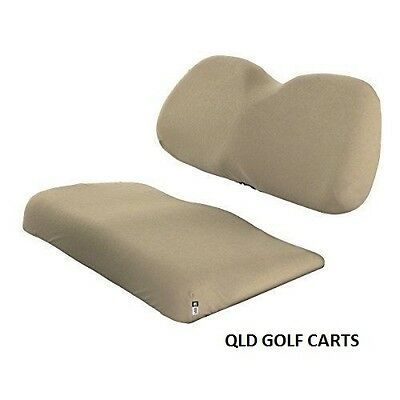 GOLF BUGGY / CART / SEAT COVERS / Fits E-Z-GO, CLUB CAR, YAMAHA, EMC