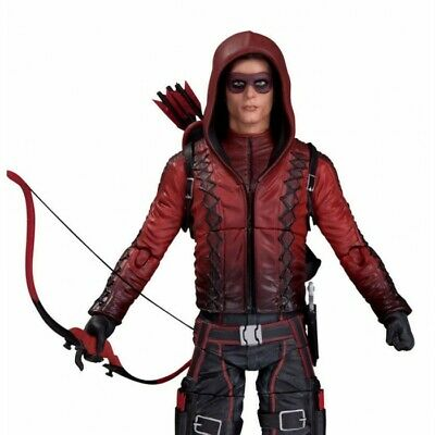 Dc Collectibles Arrow Tv Series 1 Arsenal  Action Figure New
