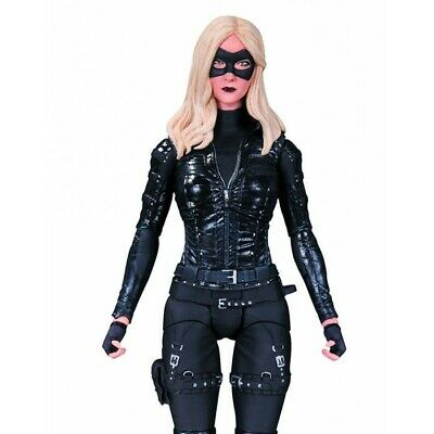Dc Collectibles Arrow Tv Black Canary Action Figure New