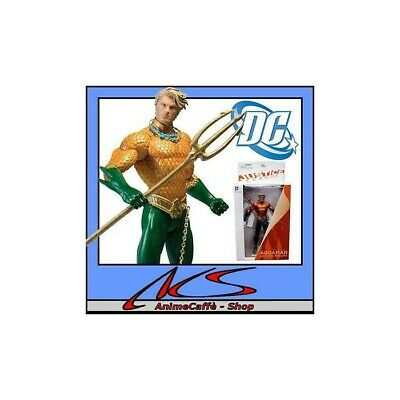 DC COMICS COLLECTIBLES JUSTICE LEAGUE THE NEW 52 AQUAMAN FIGURE NEW in BLISTER!!