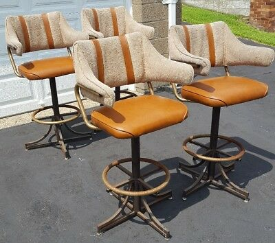 Strange Set Of 4 Vintage Retro Bar Stools Acme Restaurant Equipment Onthecornerstone Fun Painted Chair Ideas Images Onthecornerstoneorg