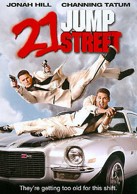 21 Jump Street DVD - SHIPS IN 1 BUSINESS DAY W/TRACKING