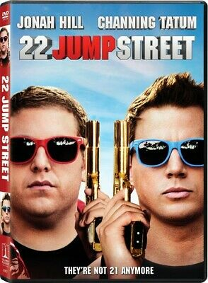 22 Jump Street DVD - SHIPS IN 1 BUSINESS DAY WITH TRACKING