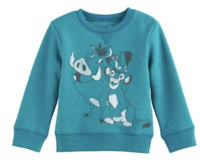 Disney The Lion King Baby Sweater Size 9 12 18 24 Months New!