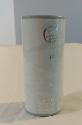 Avon Haiku Shimmering Body Powder Talc 1.4 oz New Old Stock Discontinued