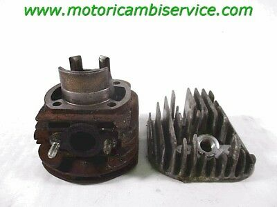 Head Cylinder Piaggio Velofax 50 (1995-1999) 4352625 810.922 For Review