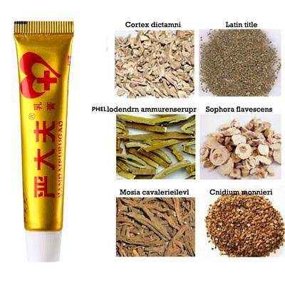 Hot Chinese Herbal Relief Psoriasis Dermatitis Eczema Pruritus Psoriasis Ointmen