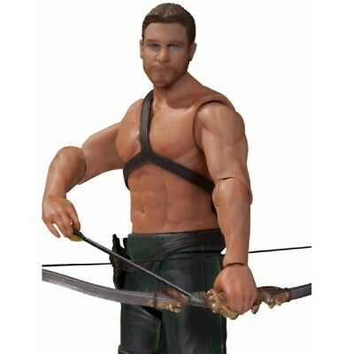 Dc Collectibles Arrow Tv Season 1 Oliver Queen Action Figure New