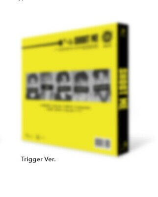 DAY6 - Shoot Me : Youth Part 1 [Trigger B ver.] CD+Poster+Gift+Tracking no