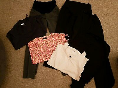 maternity clothes bundle size 10 and size 12 office / work clothes
