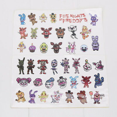 Five Nights at Freddy's FNAF Stickers