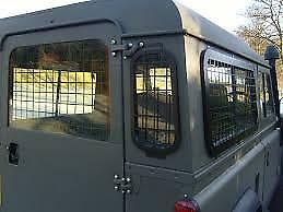 Defender 110 – 2002 onwards External Window Guard Set - 5 guards