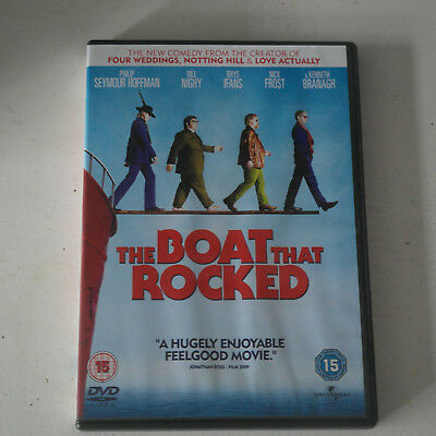 DVD The Boat That Rocked (DVD, 2009) Richard Curtis