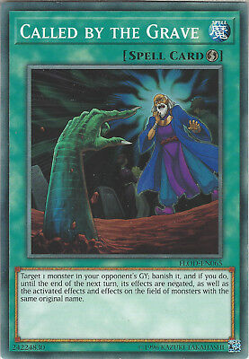 Yu-Gi-Oh: CALLED BY THE GRAVE - FLOD-ENE065 - Common Card