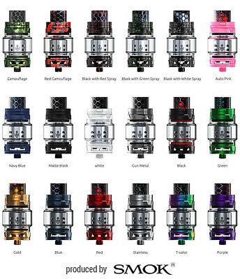 Steamax by SMOK TFV12 Prince - Sub Ohm Clearomizer Verdampfer Set mit 8ml Tank