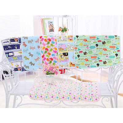 Infant Baby Deluxe Padded Changing Diaper Mats Waterproof  PVCNappy Changer 、Fad
