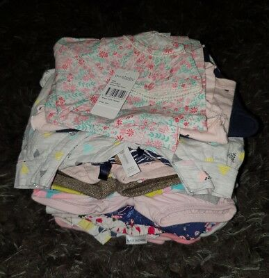 Baby Girls Clothing Size 000 COTTON ON PUREBABY MILKY COUNTRY ROAD BONDS