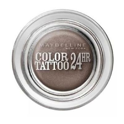 GEMEY MAYBELLINE Color tattoo Fard a paupieres 40 permanent taupe