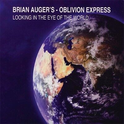 Brian Auger's Oblivion Express - Looking In The Eye Of The World (CD)