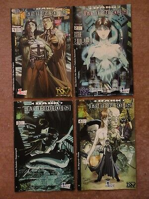 DARK MINDS - 4 Comics - COMIC SAMMLUNG - COMIC KONVOLUT - COMIC PAKET