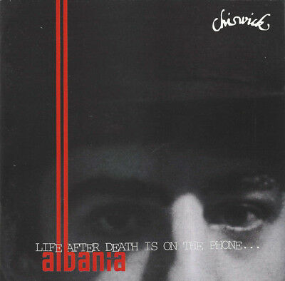 Albania - Life After Death Is On The Phone... (CD)