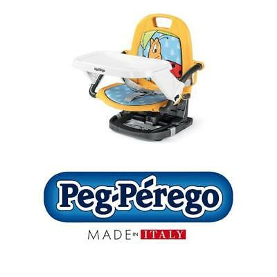 PEG PEREGO Rehausseur de table Rialto Coccinelle
