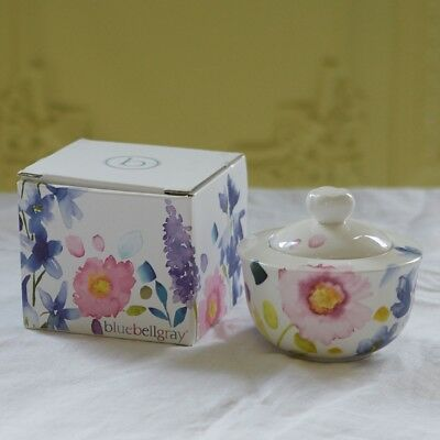 Bluebellgray Florrie Sugar Bowl, New In Box, Free Tracked Postage, Fine China