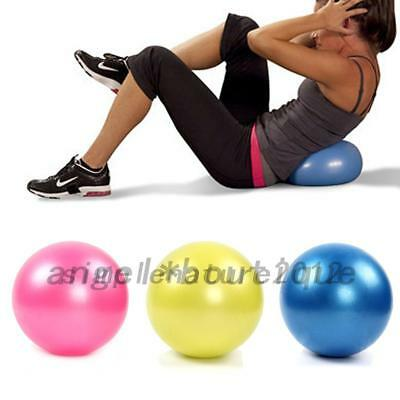 10'' Mini Yoga Ball Pilates Fitness Exercise Stability Ball Women Lady Gym