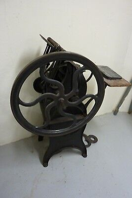 Antique Printing Press Mfg by Golding & Company