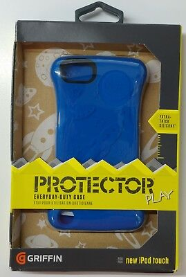 IPod Touch 5th Gen 6th Gen Griffin High Impact Protector Play Case Rubber Hybrid