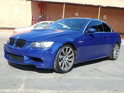 2008 BMW M3 Convertible 2008 BMW M3! Clean Title! Luxury Meets Performance! Must See! Priced to Sell!