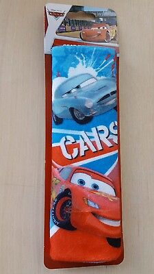 Cars Seat Belt Pad New Lightning Mcqueen
