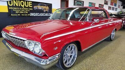 Chevrolet Impala 2 door hard top 1962 Chevrolet Impala, Air Ride, nicely equipped! TRADES?