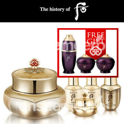 The History Of Whoo Cheonyuldan Hwaul Ultimate Regenerating Cream Special