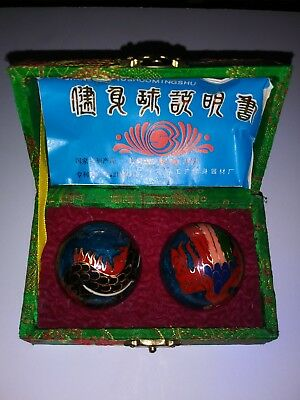 Korean Enamel Worry Balls??