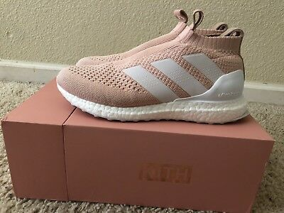 big sale b749e dd9bb Adidas Kith ACE 16+ Ultra Boost PureControl Flamingos sz 7.5
