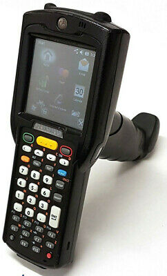 MC3190 Motorola Wireless Laser Barcode Scanner Reader