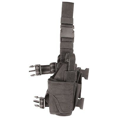 Viper Tactical Adjustable With Mag Pouch Unisex Holster - Black One Size