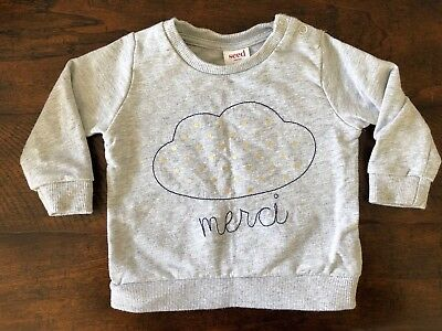 Seed Heritage Baby Boy Jumper 3-6 month