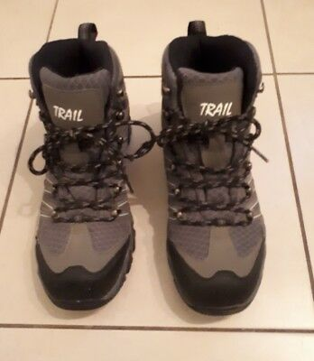 Trail Unisex Outdoor Waterproof Hiking/ Camping Boots