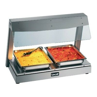 Lincat LD2 Seal Heated Display with Gantry (Boxed New)