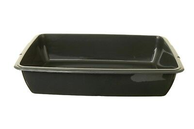Plastic Medium Cat Litter Tray -Assorted colors.