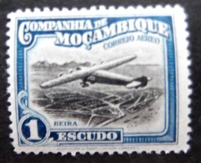 Mozambique Stamp Company-1935-1 Escudo Air stamp-MNH