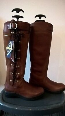 Ariat Grasmere Pro GTX Womens Boots, Size UK5, Medium Height Regular Calf Fit