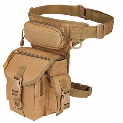 Tactical Drop Leg Bag Thigh Fanny Pack Thermite Versipack Utility Pouch
